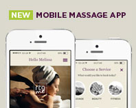 NEW Mobile Massage App